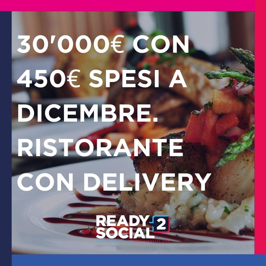 Caso studio ristorante facebook ads